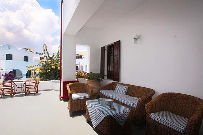 New Haroula Hotel Santorini